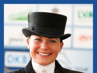 Preparation on horses request with Kristina Bröring-Sprehe