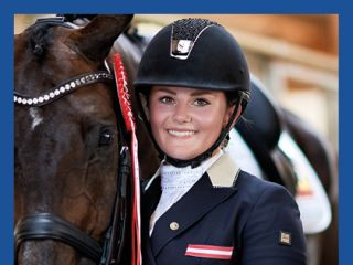 The Olympic future of dressage sport with Diana Porsche
